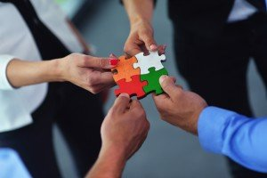 Puzzle group_Shutterstock