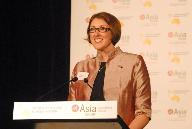 Keynote Asia Society